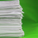 Stack of papers by Phillip Wong on Flickr, used under a CC-BY 2.0 license